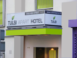 Our Tulsi Apart Hotel